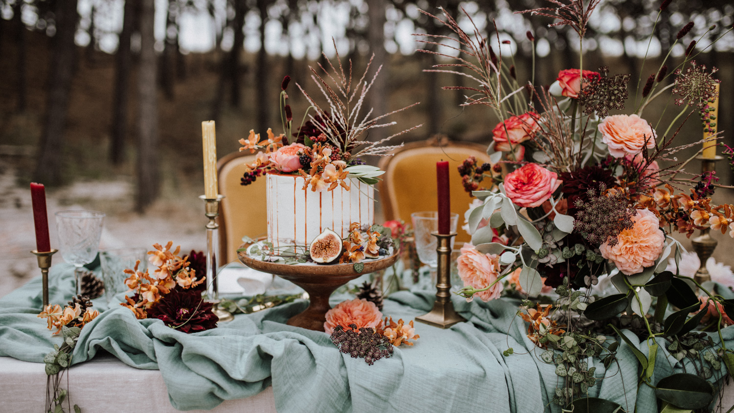 Forest Wedding 17