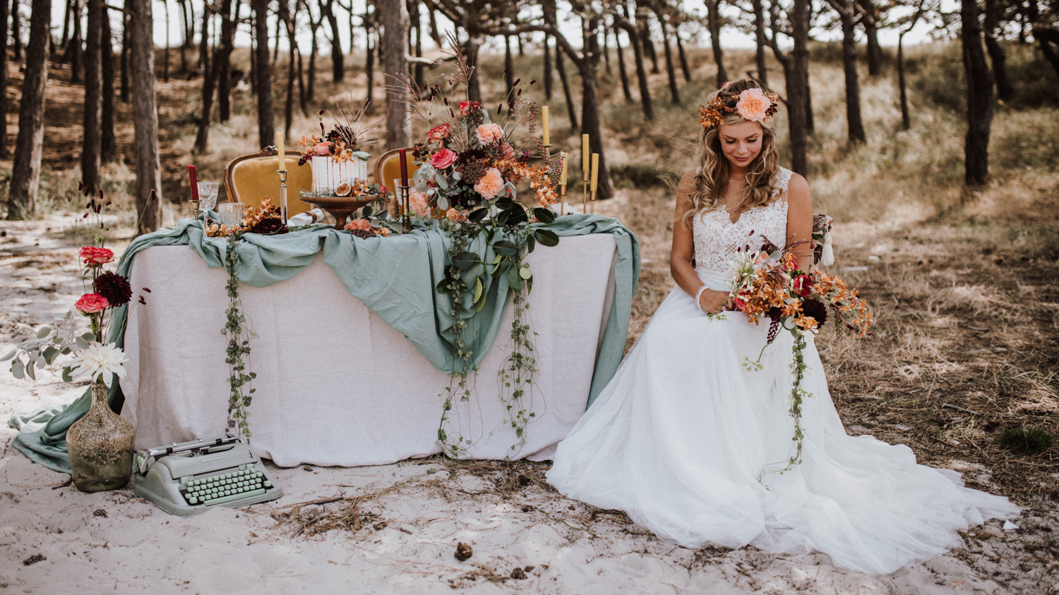 Forest Wedding 29