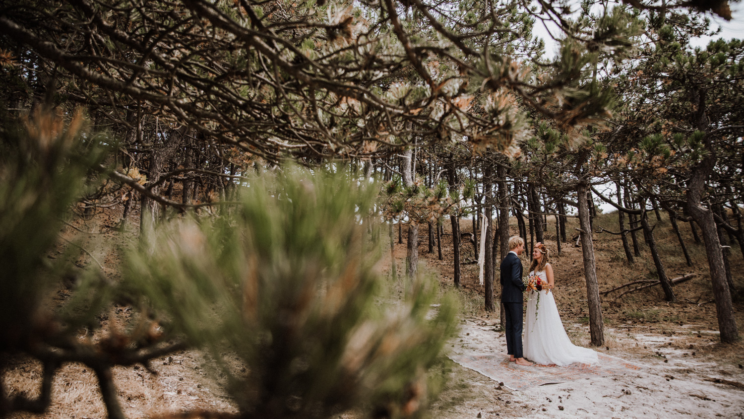 Forest Wedding 36