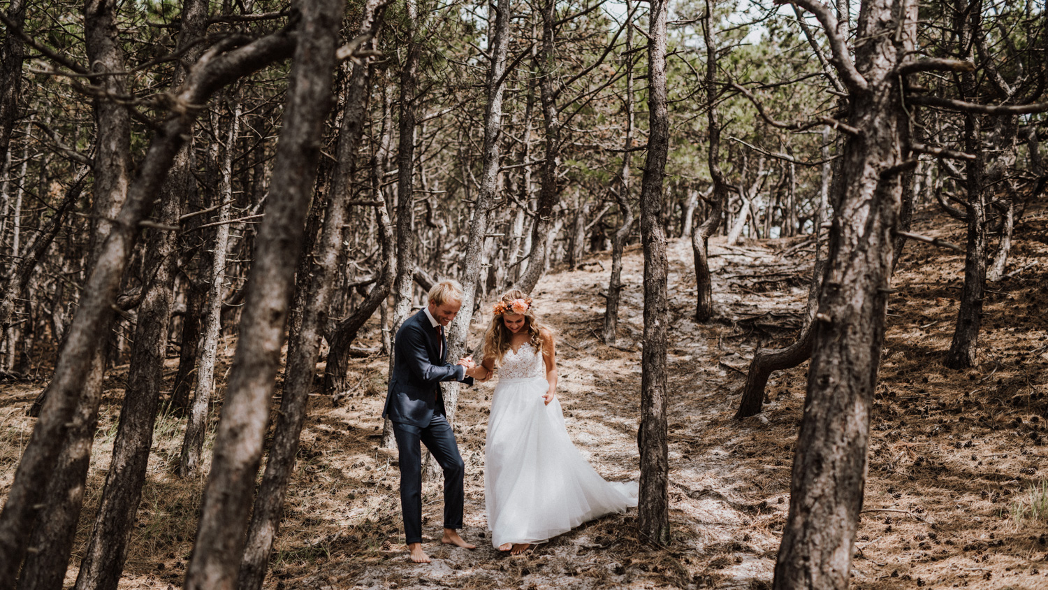 Forest Wedding 43