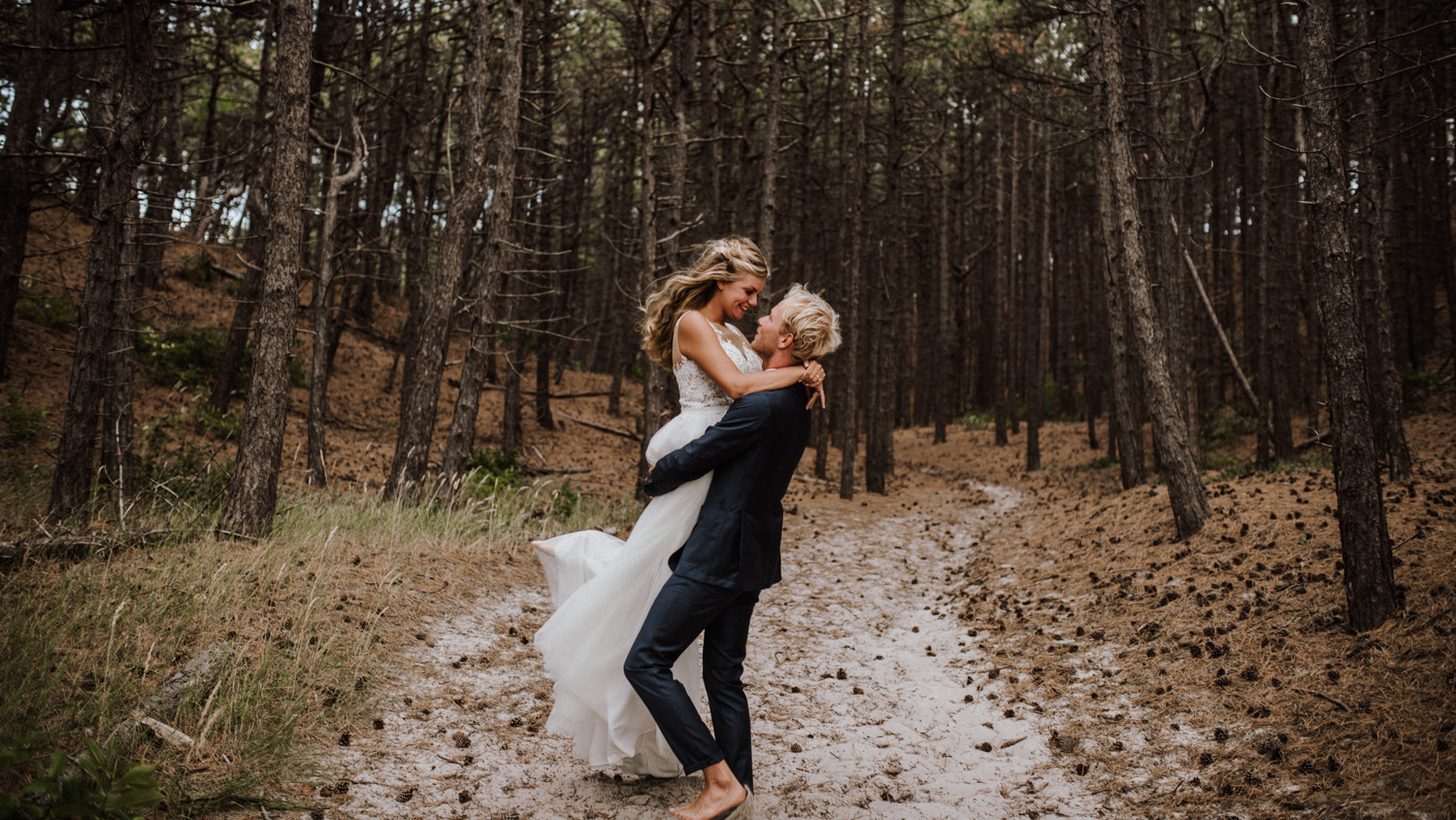 Forest Wedding 57