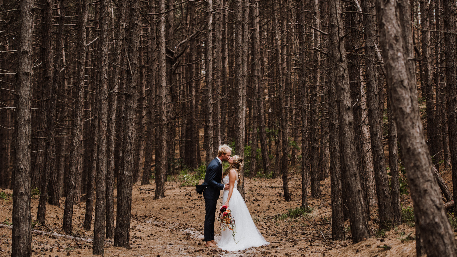 Forest Wedding 58