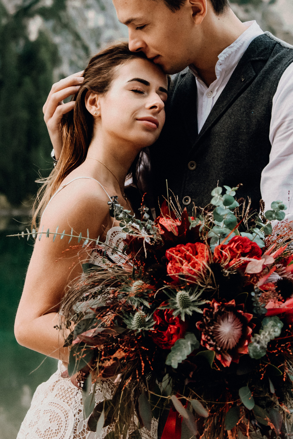 Lago Di Braies Wedding Photographer 23